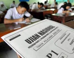 Ujian Nasional 2013 Pakai 20 Variasi Soal