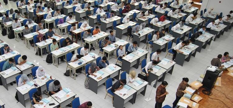 Penerimaan Mahasiswa Baru Sekolah Tinggi Akuntansi Negara Tahun 2012