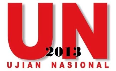 ujian-nasional-un-2013