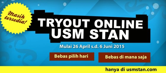 Tryout 26 april