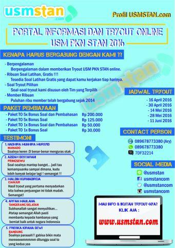 leaflet USMSTAN